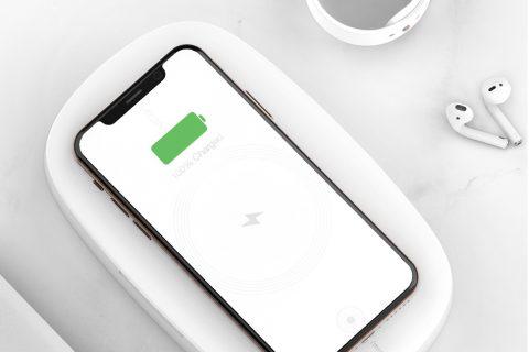 UV Sterilizer Box for Mobile Phone